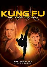 Kung Fu: The Legend Continues: Season 1 (6 Discs 1993) - David Carradine