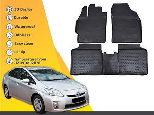2015 Toyota Prius Base Beige Loop Driver GGBAILEY D50566-S1A-BG-LP Custom Fit Car Mats for 2012 2014 2013 Passenger /& Rear Floor