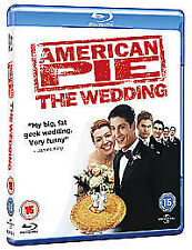 American Pie - The Wedding (Blu-ray, 2012 )    Brand new and sealed