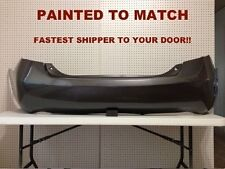 Fits; 2007 2008 2009 2010 2011 Toyota Camry V6 Rear Bumper Painted (TO1100244)