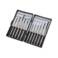11pc Precision Screwdriver Set Watch Jewelry Eyeglasses Repair Small Hobby Kit