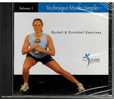 BARBELL & DUMBBELL Exercises Vol. 1 Technique Made Simple NEW!