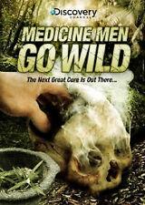 Medicine Men Go Wild (DVD, 2010) - NEW!!
