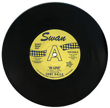 "Tony Galla ""IN LOVE"" All time classic Northern Soul Monster DEMO"