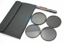 77mm IR720nm+850nm+950nm IR Infrared + Variable Fader ND Filter Set for DSLR+Pen