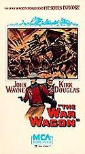 The War Wagon (VHS, 1999)