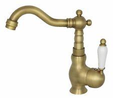 Wasserhahn Waschtischarmatur Waschbecken Mischbatterie Armatur Waschtisch Antik