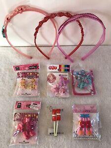 Cute Girl Hello Kitty PonyTail Elastic Hair Bands , Clips ,hair accessories