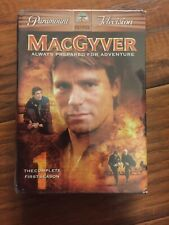 MacGyver - The Complete First Season (Dvd- 6 Disc Set)-Sealed/New-Free Shipping
