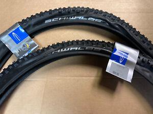 Pair Schwalbe 29 X 2.60 Tough Tom Tyres (65-622)