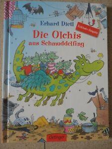 Die Olchis aus Schmudelfing Erhard Dietl Oetinger