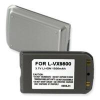 Lg VX9800 Replacement Cellular Battery