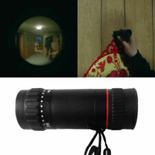 Door Peephole Reverse Viewer Cat's Eye  Security Reversal Pouch Tool Home