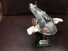 Star Wars Micro Machines Action Fleet Slave 1/One Boba Fett VGC