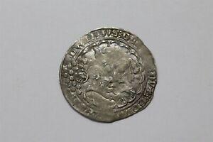 GELDERLAND DOUBLE dubbele groot z.j., Silver, EDUARD hertog 1361–1371 Arnhem B34
