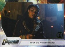 DC Legends Of Tomorrow RIP Hunter Base Card #60 What She Was Looking for