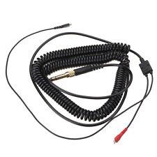 Coiled Cable For Sennheiser HD25 HD25-1 II HD25-C HD25-13 Headphone Earphone