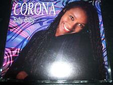 Corona Baby Baby (Australia) Remixes CD Single – Like New