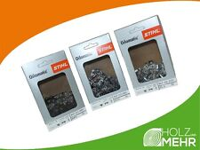 3 Stück Stihl Vollmeißelkette 35cm 3/8 1,3 TG 50 PS3 Picco Super MS180 181 211..