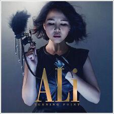 ALI [TURNING POINT] Mini Album CD K-POP SEALED