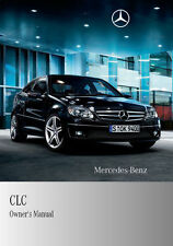 Mercedes-Benz Car Owner & Operator Manuals