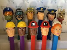 PEZ - Emergency Heroes of 2003 - Choose Hero and Condition - Use for Crafts