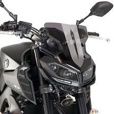 Puig New Generation Yamaha MT 09 2017-2018 Sport Fly Screen Dark Tint MT09 MT-09