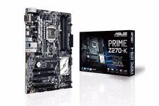 Asus Intel PRIME Z270-K Scheda Madre ATX LGA 1151