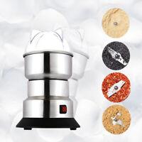 Electric Coffee Grinder Grinding Milling Bean Nut Spice Matte Blender