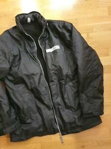 Nintendo DSi DS Promotional Promo Jacket Shirt XL Coat black super mario gameboy