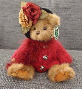 The Bearington Collection, Collectible Series Virginia Foxworth 1600 Teddy Bear