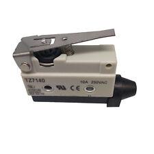 Us Stock Waterproof Limit Micro Switch 10a 125vac 250vac Tz 7140 Ce