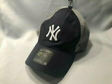 New York Yankees Nike Unisex Heritage 86 MLB Strapback Navy Gray Hat Cap