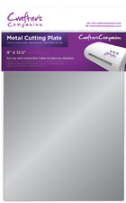 Crafter's Companion Gemini Metal Cutting Plate Embossing Machine Accessory