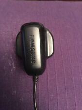 SAMSUNG Phone Charger Black Mini USB (B13)