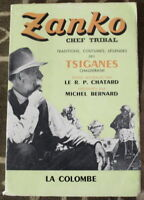 1959 ✤ ZANKO Chef Tribal ✤ Traditions, Coutumes, Légendes des TSIGANES