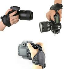 Fashion Leather DSLR Camera Grip Wrist Hand Strap for Canon Nikon Sony Pentax 1X