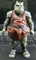 KENNER VINTAGE STAR WARS 1983 GAMORREAN GUARD LOOSE FIGURE ROTJ HONG KONG JABBA