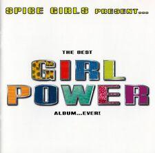 SPICE GIRLS PRESENT : THE BEST GIRL POWER ALBUM...EVER! / 2 CD-SET - TOP-ZUSTAND