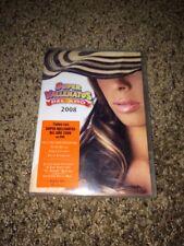 Super Vallenatos del Ano 2008 DVD Like New