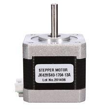 CNC Nema17 hybride Stepper Motor DC12V 2 phases 4.2kg.cm 4 fils 1,8 degré nouvea