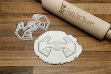 Star Wars Cookie Cutter Tie Fighter