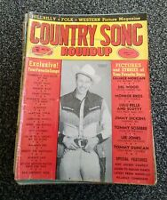 Roy Rogers Tex Ritter old country song book lot of 4. Gene Autry Roy Acuff
