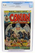 Conan the Barbarian # 22 CGC 9.4 The Shadow of the Vulture Marvel Comics 1973