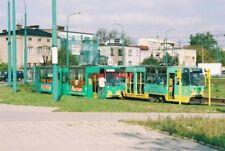 PHOTO  2002 POLAND TRAM POZNAN GÓRCZYN 105N TRAM CARS