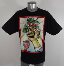Obey imperial glory fruits of our labor american arm industries men's t-shirt XL
