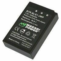 Wasabi Power Battery for Olympus BLS-01, BLS-1, PS-BLS1