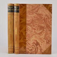 Contes et nouvelles en vers J. de la Fontaine Paris 1928 illustrations Fragonard