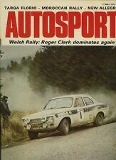 Autosport 17th MAI 1973 * Targa Florio & Welsh Rally *