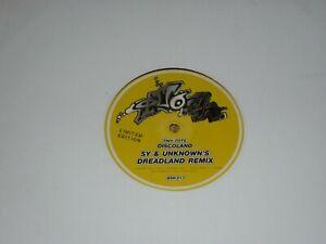 "TINY TOTS - Discoland (Sy & Unknown's Dreadland Mix) - UK 12"" - QUOSH QSH 011"